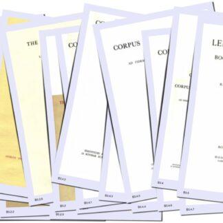 Diplomatic Editions