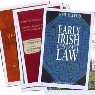 Early Irish Law Series