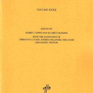 Celtica 32 cover